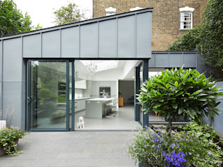 Wood Lane Andrew Mulroy Architects Modern houses