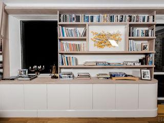 PPHU BOBSTYL Living roomShelves MDF Multicolored