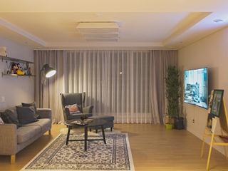 위드디자인 Modern Living Room