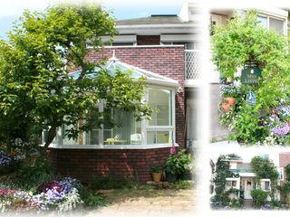 Tomomi's トモミズ Balconies, verandas & terraces Accessories & decoration