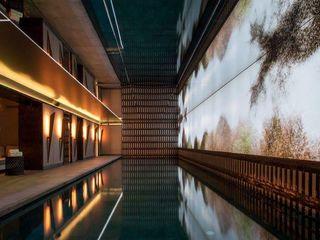 Moreno Licht mit Effekt - Lichtplaner Hoteles de estilo mediterráneo Hierro/Acero