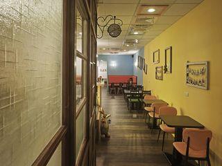 墐桐空間美學 Eclectic style gastronomy