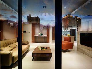 墐桐空間美學 Classic style living room