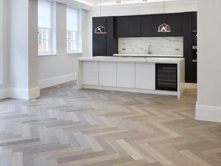 Hampstead Heath Home Jigsaw Interior Architecture Kitchen Marble Black