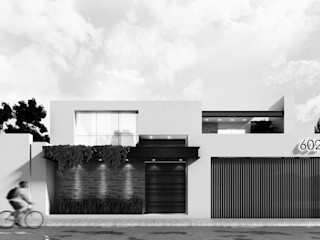 Besana Studio Будинки Білий