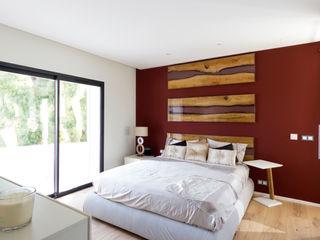 MBquadro Architetti Modern style bedroom