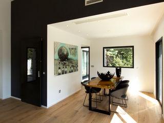 MBquadro Architetti Modern dining room