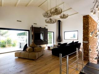 MBquadro Architetti Modern living room