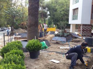 Caddepark Erenköy Bahçevilla Peyzaj Tasarım Uygulama