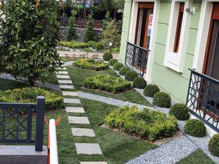 Fenerbahçe Aydoğanpark Bahçevilla Peyzaj Tasarım Uygulama