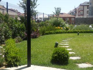 Yeshill sitesi/ Kemerburgaz Bahçevilla Peyzaj Tasarım Uygulama