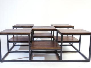 La Boutique Paris Living roomSide tables & trays Wood Brown