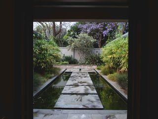 Swart & Associates Architects Jardin moderne