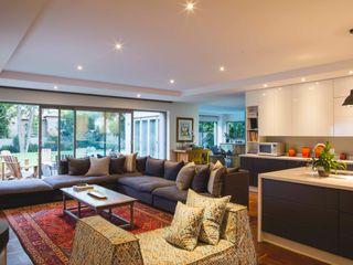 Swart & Associates Architects Salon moderne