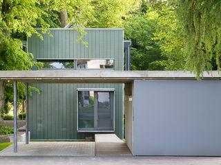ARCHITEKTEN GECKELER Minimalist house Concrete