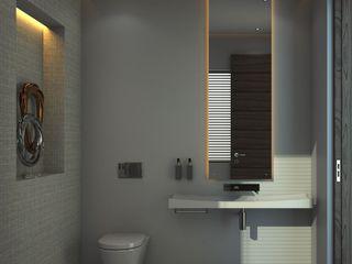 Principia Design 現代浴室設計點子、靈感&圖片