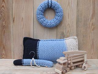 trzy manufaktury Nursery/kid's roomAccessories & decoration Blue