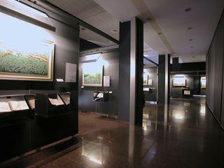 ibedi laboratorio di architettura Museums Metal Grey