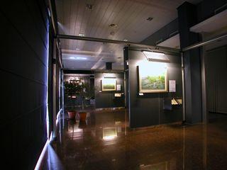ibedi laboratorio di architettura Museums Iron/Steel Metallic/Silver