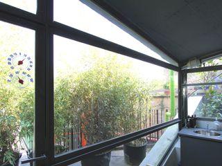 ibedi laboratorio di architettura Modern Kitchen Iron/Steel Grey