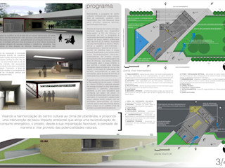 Cia de Arquitetura Конференц-центри