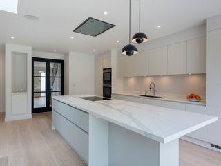 North London house refurbishment DDWH Architects Cocinas modernas: Ideas, imágenes y decoración