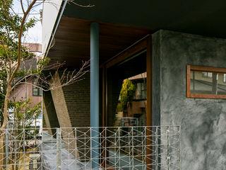 group-scoop Scandinavian style houses Solid Wood Grey