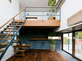 group-scoop Scandinavian style living room Solid Wood Blue