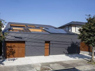 藤井伸介建築設計室 Moderne Häuser