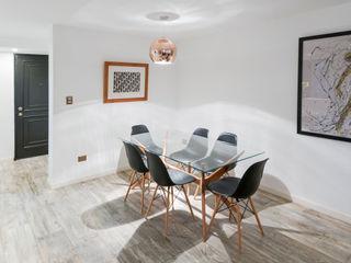 Grupo E Arquitectura y construcción Modern Dining Room