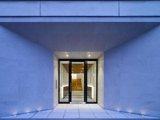 Kensington Garden Square Ciarcelluti Mathers Architecture Commercial Spaces Stone White