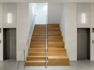 Kensington Garden Square Ciarcelluti Mathers Architecture Commercial Spaces Wood Wood effect