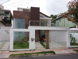 Monica Guerra Arquitetura e Interiores Casas modernas