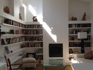 Grupo E Arquitectura y construcción Living room