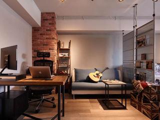 耀昀創意設計有限公司/Alfonso Ideas Scandinavian style study/office