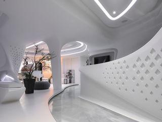 Luova 創研俬.集 Modern Living Room Concrete White