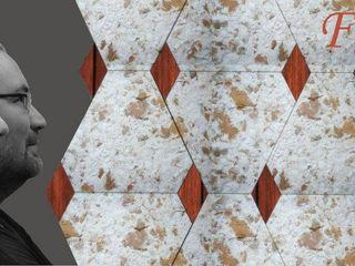 'Folias De Spagna Studio' Muren & vloerenMuur- & vloerbekleding Papier