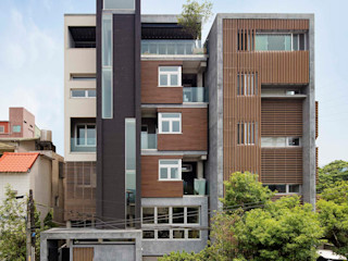 前置建築 Preposition Architecture Casas estilo moderno: ideas, arquitectura e imágenes