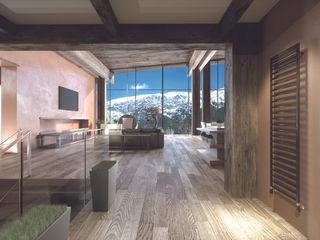 Winter design Scirocco H LAB SCIROCCO H CasaAccessori & Decorazioni Rame / Bronzo / Ottone Nero