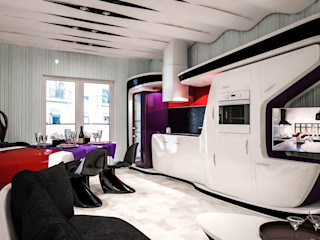 Rovida Denis Confalonieri - Interiors & Architecture Cucina moderna