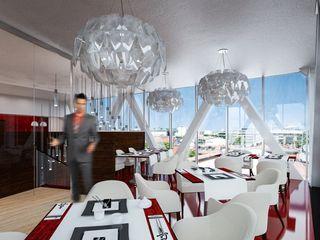 Ronzoni Denis Confalonieri - Interiors & Architecture Bar & Club moderni