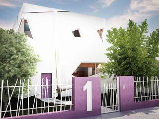 Soft Cube Denis Confalonieri - Interiors & Architecture Case moderne