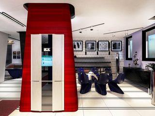 Farina Denis Confalonieri - Interiors & Architecture Cucina moderna