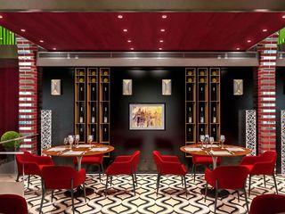 Astrobat Denis Confalonieri - Interiors & Architecture Bar & Club moderni