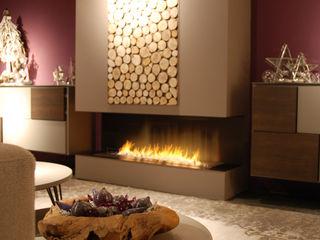Clearfire - Lareiras Etanol غرفة المعيشة