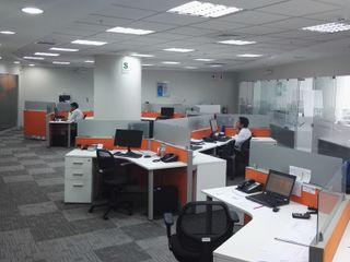 Pool de Trabajo Soluciones Técnicas y de Arquitectura Modern offices & stores