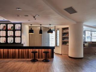 Glocal Architecture Office (G.A.O) 吳宗憲建築師事務所/安藤國際室內裝修工程有限公司 Khu Thương mại