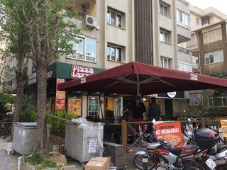 Akaydın şemsiye 餐廳 鐵/鋼 Red
