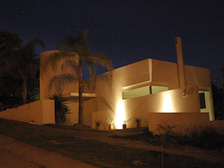 Taller A3 SC Modern Houses White