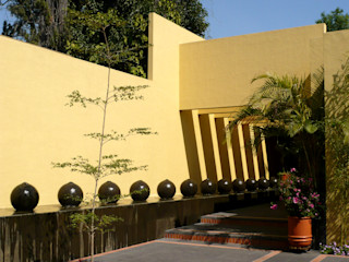 Taller A3 SC Modern Houses Stone Yellow